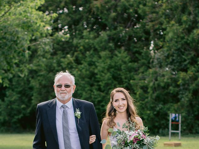 Rob and Jessica's wedding in Erin, Ontario 21