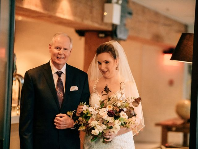 Wilma and Fred's wedding in Vancouver, British Columbia 4