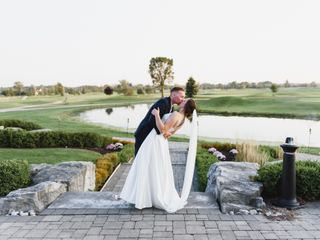 The wedding of Shelby and Andrew