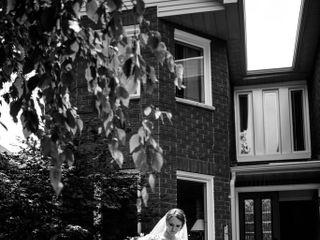 The wedding of Jenn and Adam 1
