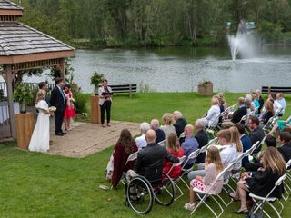 The wedding of Peter and Patricia 1