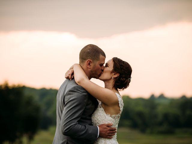 The wedding of Jenn and Adam