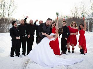 The wedding of Gabriella and Drew