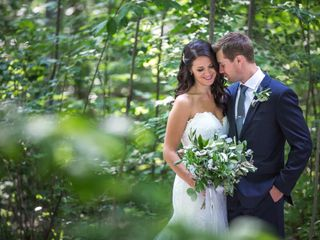 The wedding of Tiffany and Tyler 2