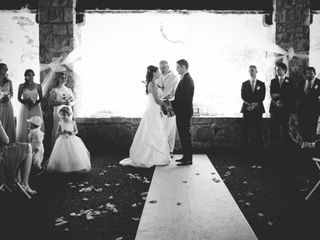 The wedding of Laura and Alexander