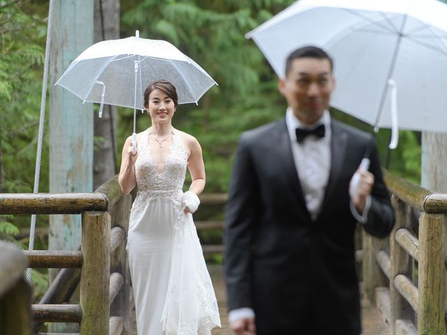 Vincent and Jane's wedding in North Vancouver, British Columbia 19