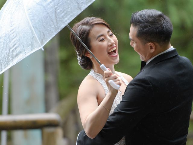 Vincent and Jane's wedding in North Vancouver, British Columbia 22