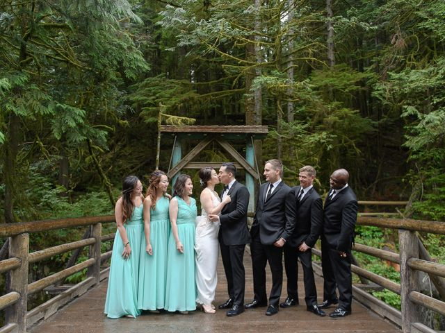 Vincent and Jane's wedding in North Vancouver, British Columbia 28