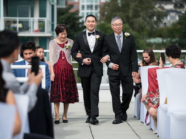 Vincent and Jane's wedding in North Vancouver, British Columbia 37