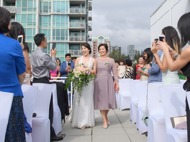 Vincent and Jane's wedding in North Vancouver, British Columbia 38
