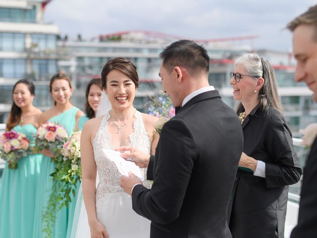 Vincent and Jane's wedding in North Vancouver, British Columbia 40