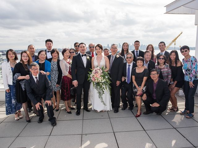 Vincent and Jane's wedding in North Vancouver, British Columbia 46