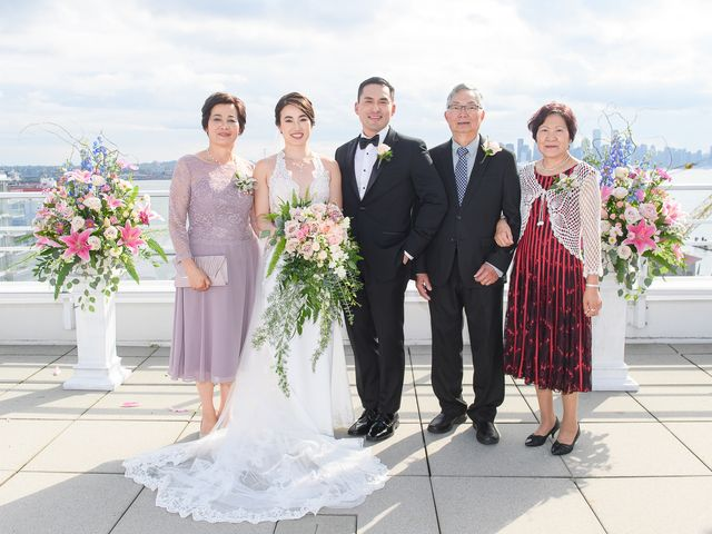 Vincent and Jane's wedding in North Vancouver, British Columbia 47