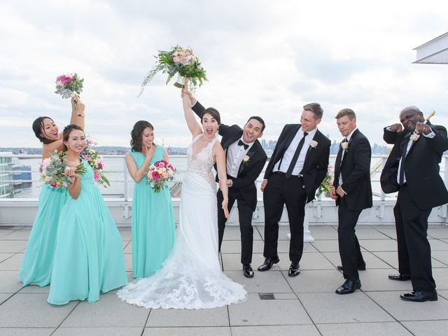 Vincent and Jane's wedding in North Vancouver, British Columbia 48