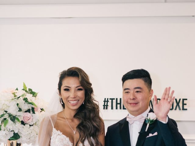 The wedding of Xuanie and David