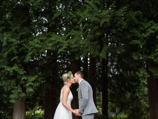 The wedding of Andrea and Gwill