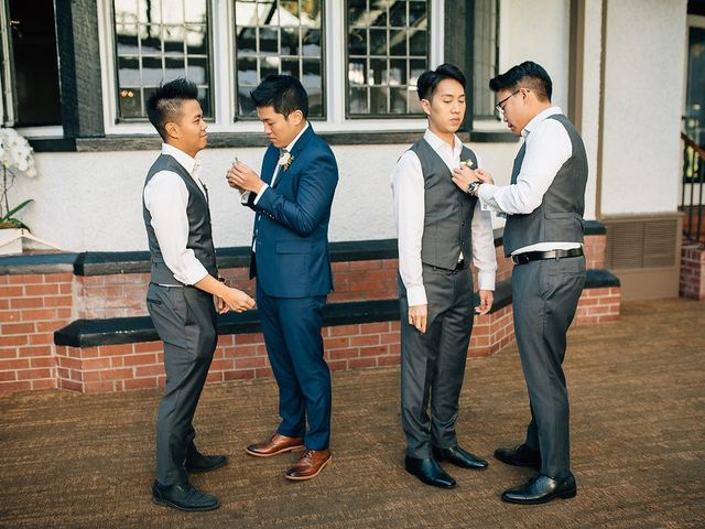 Will and Hana's wedding in Vancouver, British Columbia 2