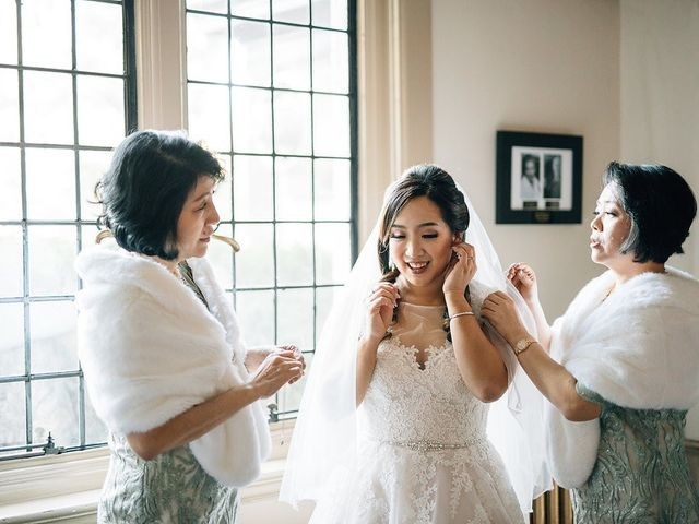 Will and Hana's wedding in Vancouver, British Columbia 30