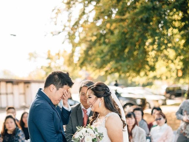 Will and Hana's wedding in Vancouver, British Columbia 34
