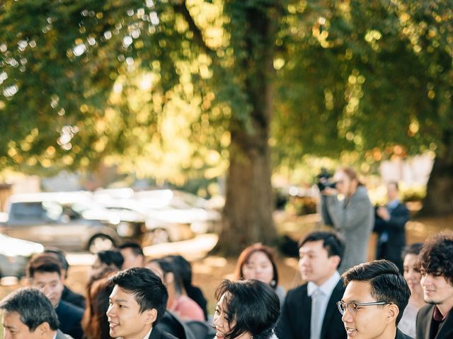 Will and Hana's wedding in Vancouver, British Columbia 40