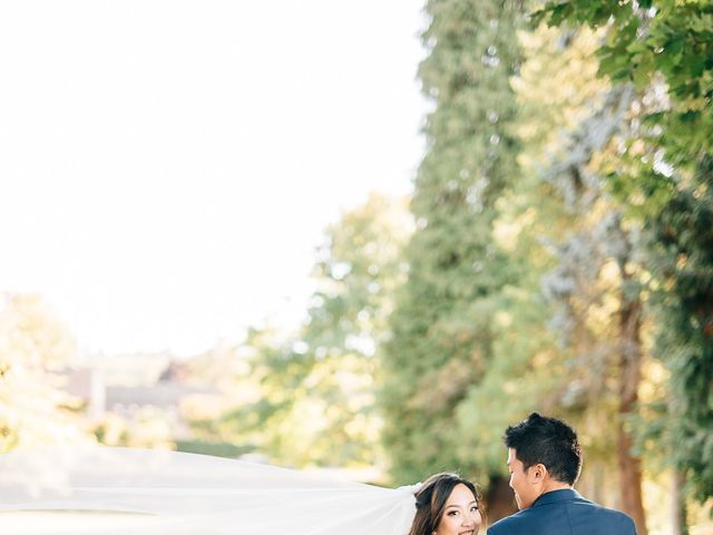 Will and Hana's wedding in Vancouver, British Columbia 49