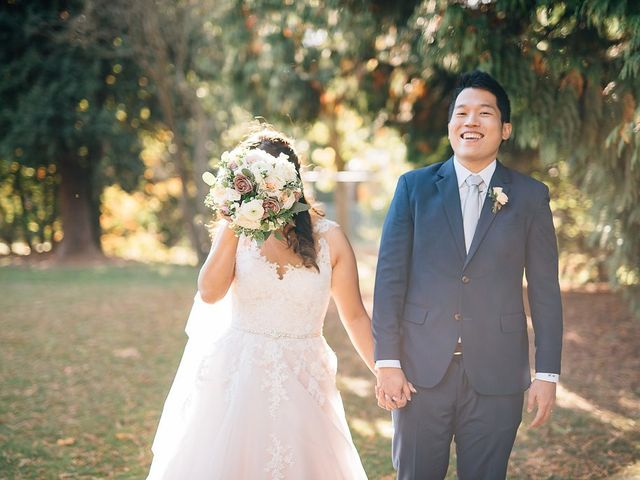 Will and Hana's wedding in Vancouver, British Columbia 55