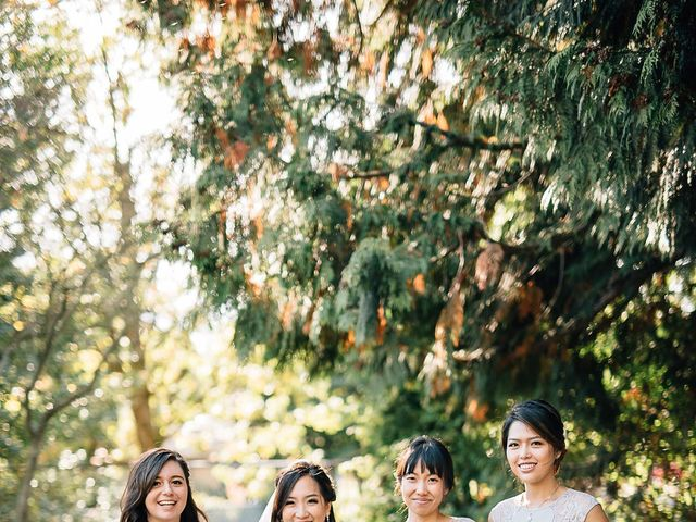 Will and Hana's wedding in Vancouver, British Columbia 56