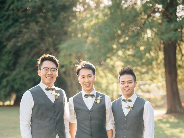 Will and Hana's wedding in Vancouver, British Columbia 62