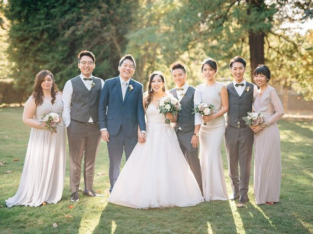 Will and Hana's wedding in Vancouver, British Columbia 63