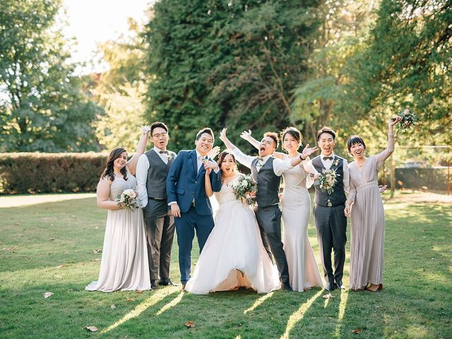 Will and Hana's wedding in Vancouver, British Columbia 64