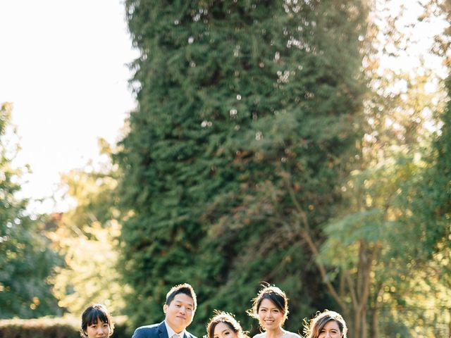 Will and Hana's wedding in Vancouver, British Columbia 65