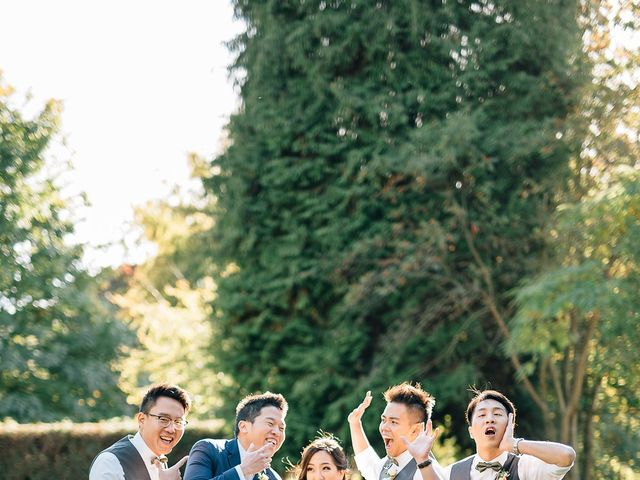 Will and Hana's wedding in Vancouver, British Columbia 66