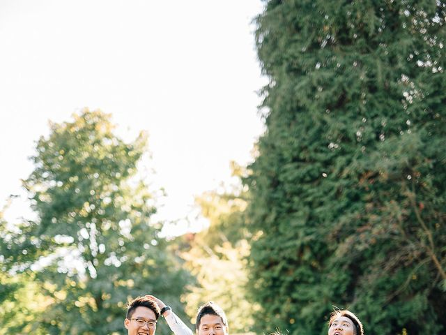 Will and Hana's wedding in Vancouver, British Columbia 68