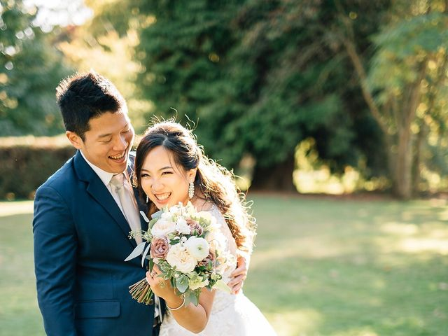 Will and Hana's wedding in Vancouver, British Columbia 70