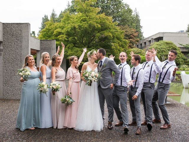 Gwill and Andrea's wedding in Vancouver, British Columbia 52