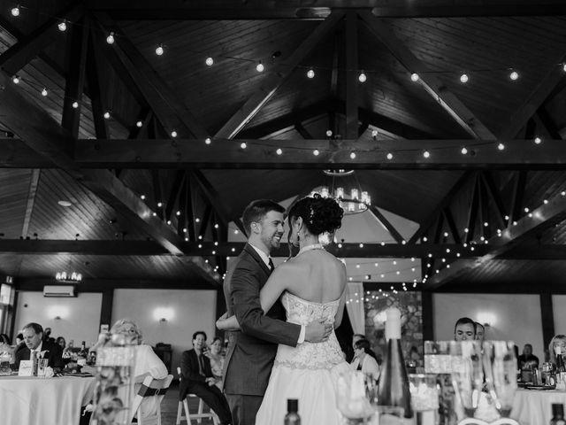 Tyler and Lisette 's wedding in Amherstburg, Ontario 4