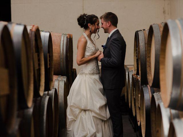 Tyler and Lisette 's wedding in Amherstburg, Ontario 6