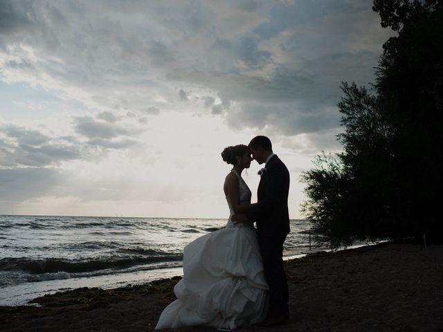 Tyler and Lisette 's wedding in Amherstburg, Ontario 7