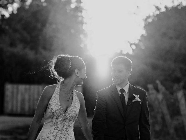 Tyler and Lisette 's wedding in Amherstburg, Ontario 8
