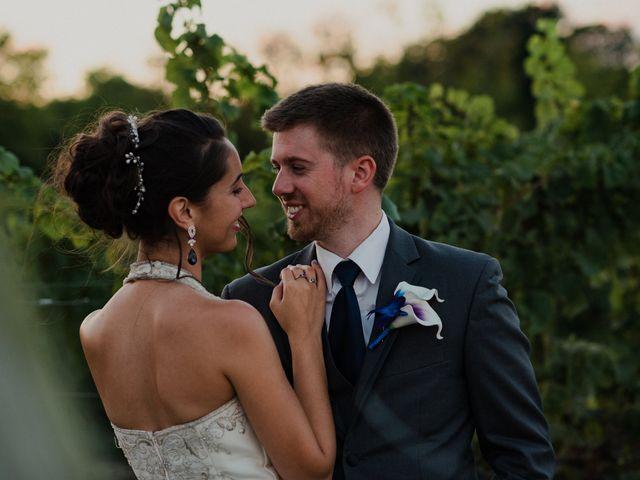Tyler and Lisette 's wedding in Amherstburg, Ontario 9
