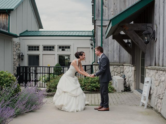Tyler and Lisette 's wedding in Amherstburg, Ontario 13
