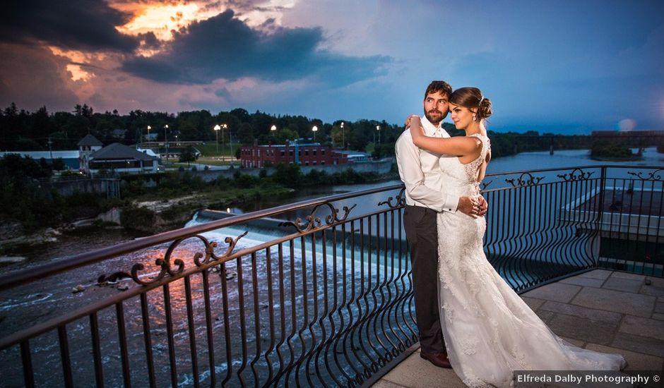 Scott And Julie's Wedding In Cambridge, Ontario