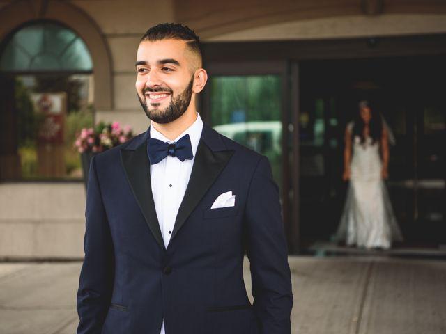 Arya and Sahar's wedding in Scarborough, Ontario 11