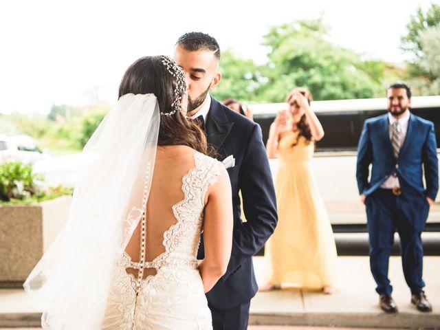 Arya and Sahar's wedding in Scarborough, Ontario 12