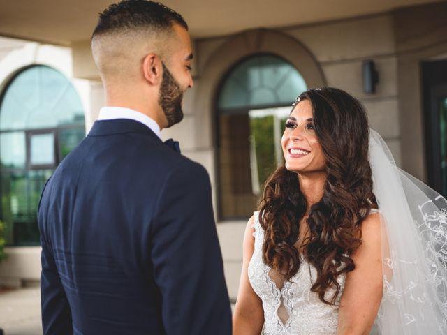 Arya and Sahar's wedding in Scarborough, Ontario 13