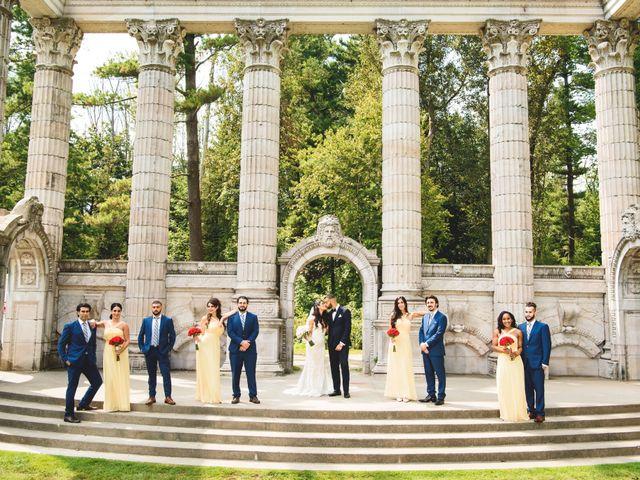 Arya and Sahar's wedding in Scarborough, Ontario 14