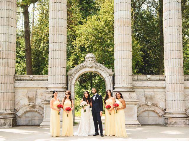 Arya and Sahar's wedding in Scarborough, Ontario 15