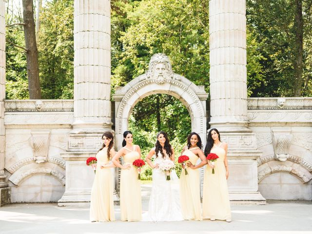 Arya and Sahar's wedding in Scarborough, Ontario 17