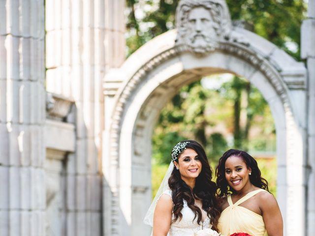Arya and Sahar's wedding in Scarborough, Ontario 18
