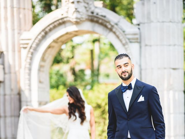 Arya and Sahar's wedding in Scarborough, Ontario 21